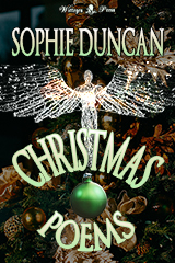 Christmas Poems by Sophie Duncan Front Cover