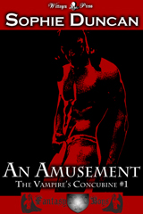 An Amusement by Sophie Duncan Front Cover