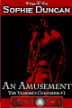 An Amusement (The Vampire's Concubine #1 by Sophie Duncan