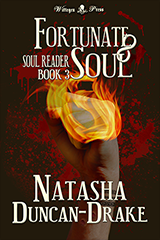 Fortunate Soul (Soul Reader #3) by Tasha D-Drake