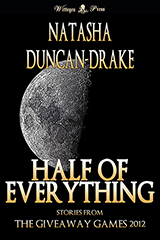 Half of Everything by Natasha Duncan-Drake Front Cover