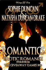 Romantics by Sophie Duncan & Natasha Duncan-Drake Front Cover