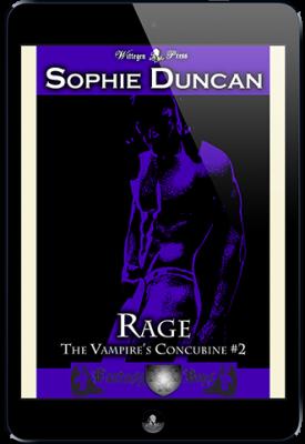 Rage (Vampire's Concubine #2)