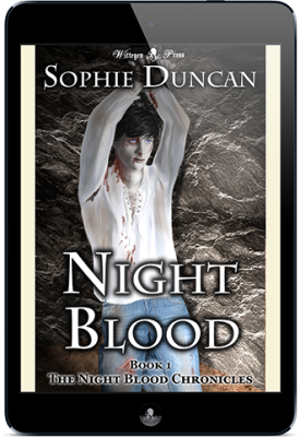 Night Blood (Young Adult Vampire Novel)