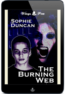 The Burning Web by Sophie Duncan