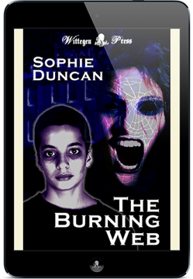 The Burning Web by Sophie Duncan - Wittegen