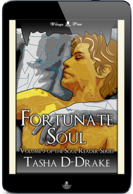 Fortunate Soul (Soul Reader #3)