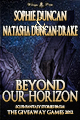 Beyond Our Horizon by Natasha Duncan-Drake and Sophie Duncan