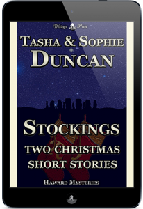 The Haward Mysteries - Stockings Two Christmas Short Stories by Sophie Duncan & Natasha Duncan-Drake