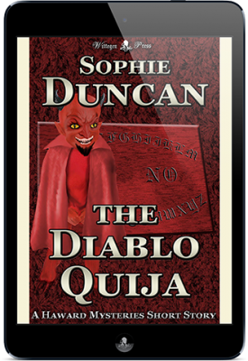 The Diablo Ouija (Haward Mysteries Short)