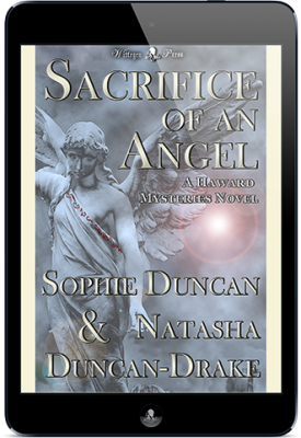 Sacrifice of An Angel (Haward Mysteries #1)