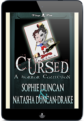 Cursed – A Horror Collection (All Hallows Read 2014)