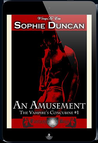 An Amusement (Vampire's Concubine #1)