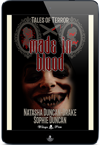 Made in Blood: Tales of Terror (All Hallows Read 2016)