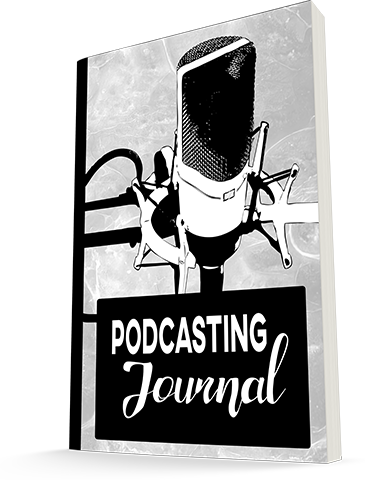 Merchandise: Podcasting Journal