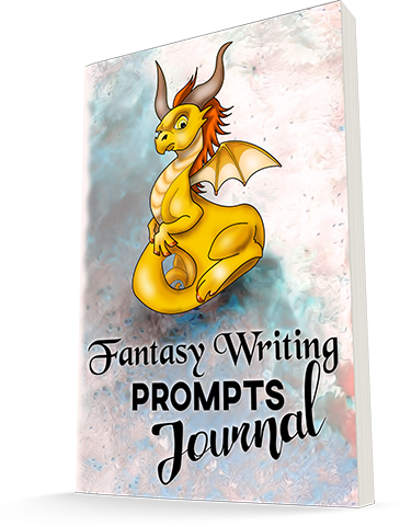 Merchandise: Fantasy Writing Prompts Journal
