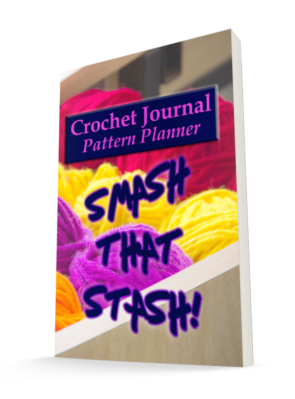 Merchandise: Crochet Journal Pattern Planner